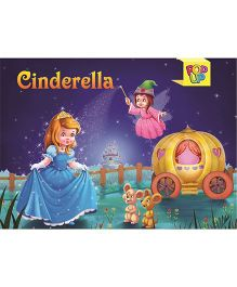 Pop Up Fairy Tales Cinderella - English