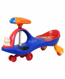 EZ' Playmates Magic Twister Car Aero Shape - Blue
