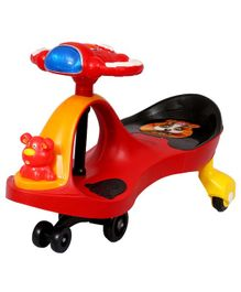 EZ Playmates Magic Car Aero Deluxe - Red