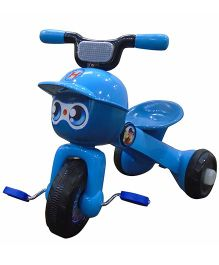 EZ Playmates Funky Folding Tricycle - Blue