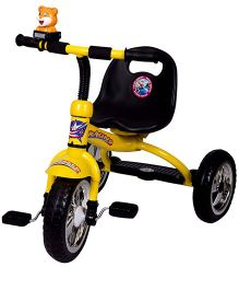 HLX-NMC Racing Tricycle - Yellow