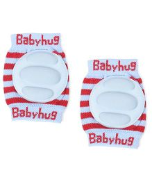 Babyhug Baby Knee Pads - Blue Red