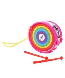 Speedage Musical Drum - Dark Pink