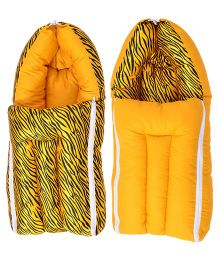 Get It Reversible Baby Sleeping Carrying Bag - Yellow