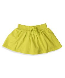 Mothercare Skirt With Drawstring - Lemon Yellow