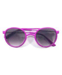 Kidofash Aviator Style Sunglasses - Purple