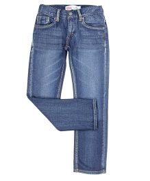 Levi's Full Length Jeans With Pockets - Blue