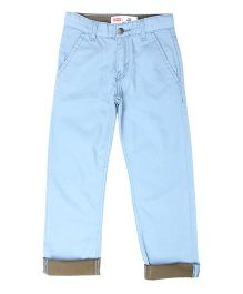 Levi's Trouser With Pockets - Blue