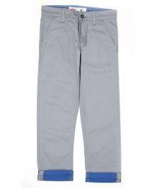 Levi's Trouser With Pockets - Grey