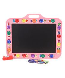 Ratnas 2 In 1 Hide N Seek Slate - Pink