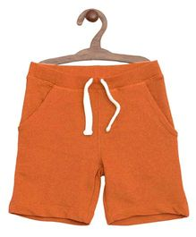 Mothercare Shorts With Drawstrings - Orange