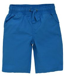 Mothercare Shorts With Drawstrings - Blue