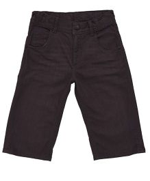 Mothercare Three Fourth Shorts - Brown