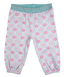 Mothercare Hareem Pants Floral Print - Multi Color