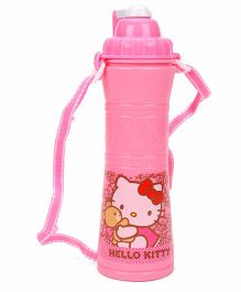 Hello Kitty Sipper Bottle Pink - 550 ml