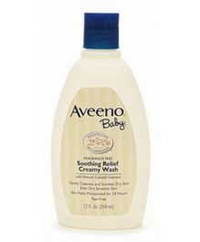 Aveeno - Baby Soothing Relief Creamy Wash