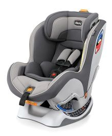 Chicco Nextfit Convertible Car Seat - Grey