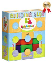 Rubbabu Building Blocks - 9 Blocks