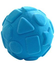 Rubbabu Shapes Ball Natural Foam - 10 cm