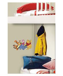 Decofun Winnie The Pooh & Friends Foam Wall Stickers - Multicolor