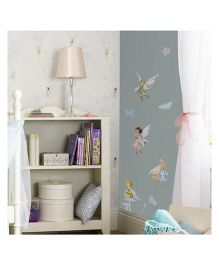 Decofun Princess Wall Sticker Medium - Multicolor
