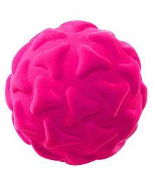 Rubbabu Natural Foam Sealion Ball - Pink