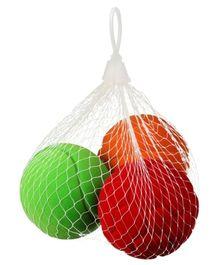 Rubbabu 3 Small Balls in a Net