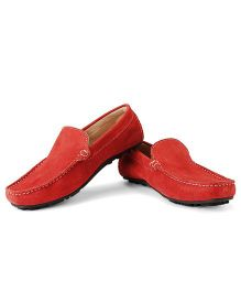 Careeno Classy Cireo Loafers - Red