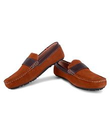Careeno Cira Loafers - Tan