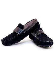 Careeno Cira Loafers - Blue