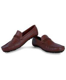 Careeno Caro Loafers - Chocolate Brown