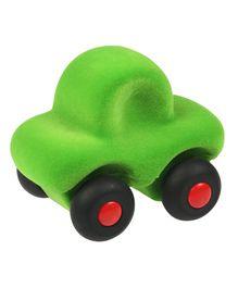Rubbabu Runalong Car - Green