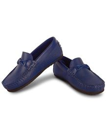 Careeno Chic & Smart Loafers - Blue