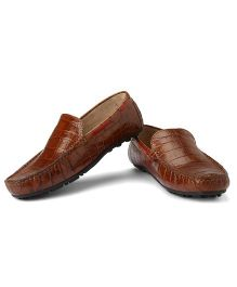 Careeno Carlo Loafers - Brown