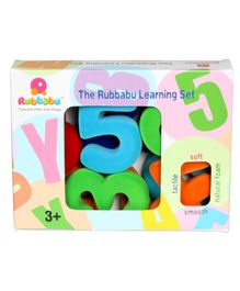 Rubbabu - Magnetic Numerals Large