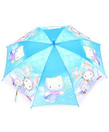 Hello Kitty Umbrella Blue Multi Color1 500mm