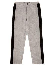 Moobaa Stripe Trouser - Grey