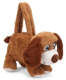 Starwalk Puppy Backpack Brown - 9 inches