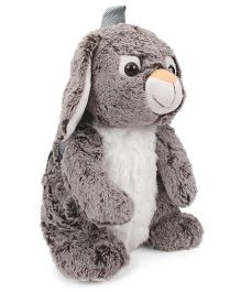 Starwalk Bunny Backpack Grey - Height 15 inch
