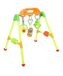 Baby Activity Play Gym - Green & Orange