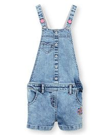 Barbie Denim Dungaree - Light Blue