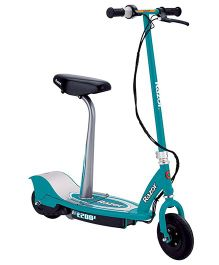 Razor E200S Seated Battery Operated Electric Scooter - Teal