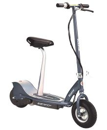 Razor E300S Seated Battery Operated Electric Scooter - Gray