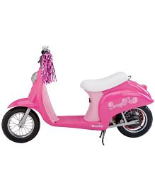 Razor Pocket Mod Sweet Pea Battery Operated Ride On - Pink