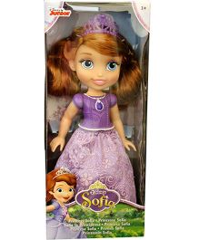 Disney Sofia The First Doll Purple - 30 cm