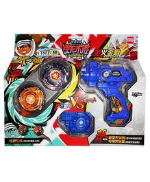 Emob BeyBlade With Spinning Battle Top With Super Power Legend - Blue