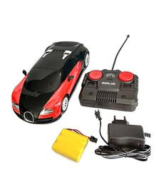 Webby Remote Control Rechargeable Buggati Toy Car