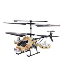 Saffire Remote Control Helicopter - Brown