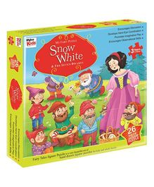 Braino Kids My Fairy Puzzle Snow White - 26 Pieces