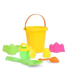 Hamleys Beach Set 7 Pieces - Multicolor